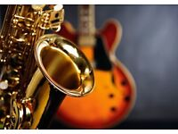 Smooth Jazz in Mere Green 12th June