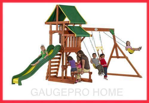 Swing Set Canopy Ebay
