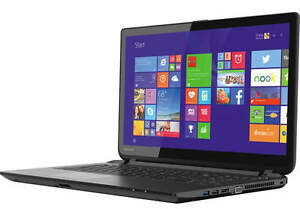 2015 Bestselling touch laptop Toshiba Satellite B5349 4 sale
