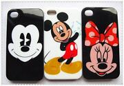 iPhone 4 Mickey Minnie Mouse Case