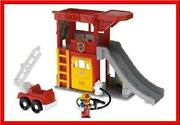Little People Fire Station