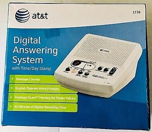 at&t Digital Answering System (machine)
