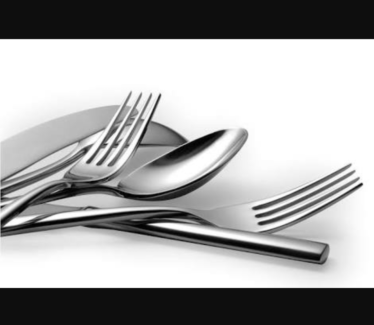 Wanted: WANTED free metal cutlery