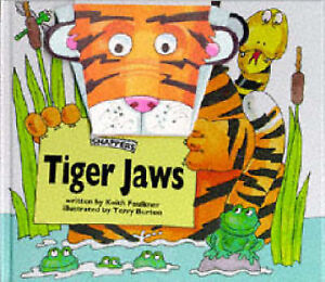 Tiger Jaws Animal Snappers Faulkner Keith Very Good Book - Consett, United Kingdom - Tiger Jaws Animal Snappers Faulkner Keith Very Good Book - Consett, United Kingdom