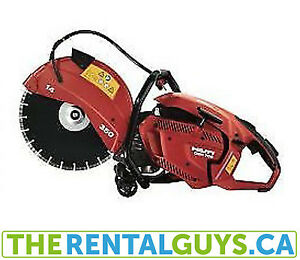 Concrete Saw Rental Free Delivery