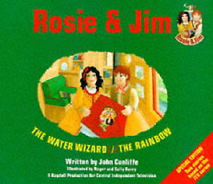 Rosie and Jim the Water Wizard the Rainbow (Rosie & Jim - storybooks)-ExLibrary