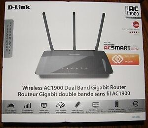 High speed router. D-Link AC1900 Stratford Kitchener Area image 1
