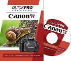 Canon Camera Guides for Canon