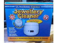 jewellery cleaner for sale brand new in box in good working order