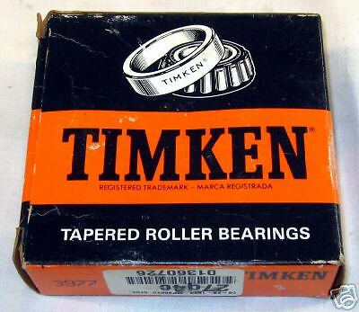 New Timken 3977 Tapered Roller Bearing Cone