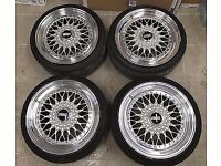 17in BBS RS alloys 4x108, brand new