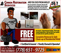 Mold Removal Company-#1 Mold Remediation-Save Your Money