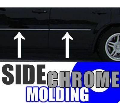 CHEVROLET Chrome Universal Door Molding Trim all Models