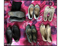 Used Womens/girls shoes, trainers, heels, flats, boots, equestrian, school wanted for cash any cond.