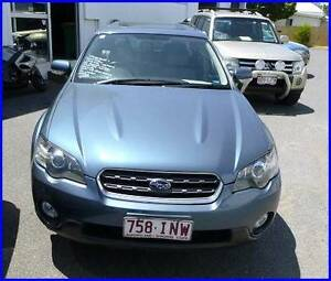 Subaru Outback Wagon AUTO V6 LOW K'S LOG BOOKS. Top Condition Brisbane City Brisbane North West Preview