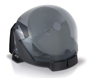 PORTABLE SATELLITE TV ANTENNA FOR DISH OR BELL