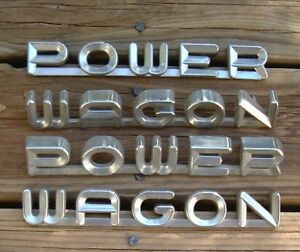 Looking for Power Wagon Emblems