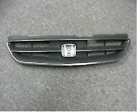 Stock 98-02 accord front grill with chrome Honda emblem!