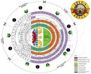 Guns N Roses Ticket - Melbourne 14th Feb Brunswick Moreland Area Preview
