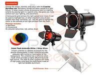 StudioFlash Lighting Kit / 750w / 3 x 250