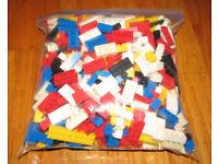 LEGO 1KG - 5KG