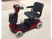 Sterling sapphire 2 Large travel Mobility scooter
