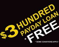 INTEREST FREE PAYDAY LOAN