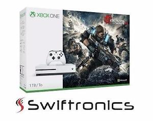 Brand New Xbox One S 1TB Gears of War 4 Bundle