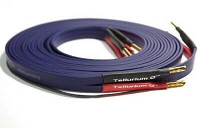 Tellurium Q Blue Speaker Cable (Unterminated) Off The Reel