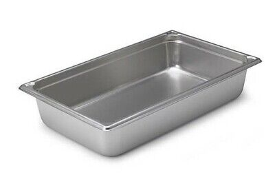 Restaurant Equipment Stainless Steel Food Pan Full Size 4 Deep