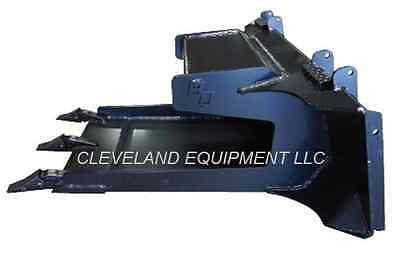 New Hd Concrete Slab Removal Bucket Skid-steer Attachment Claw Holland Takeuchi