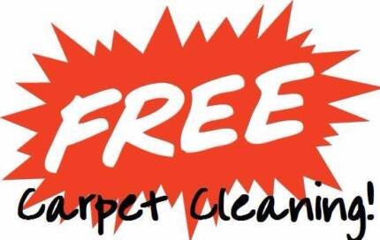 FREE CARPET CLEANING IPSWICH