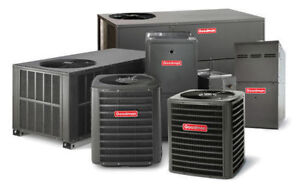 Furnace and Air Conditioner - Best Programs - No Credit Check