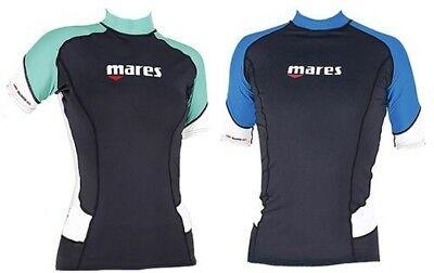 Uv Rash Shirt (Rash Guard UV T-Shirt - MARES)