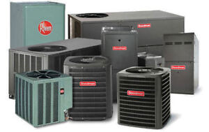 Furnace or A/C. Rent-To-Own. FREE Install. Service 24/7 Incl.