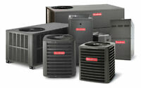 Goodman Furnace A/C combo only $1500 + FREE Attic Insulation!