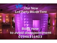 Party Booth Hire Inverclyde - Vip Party Booths