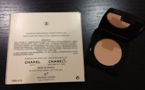 Chanel Les Beiges Healthy Glow Sheer Powder SPF15/PA++ N10 0.8g Travel size x 2