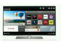"LG 47"" LED smart wifi built USB MEDIA PLAYER HD FREEVIEW and Screen mirror full hd 1080p ."