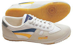 BRAND NEW GENUINE DHS TABLE TENNIS SHOES (size 38)