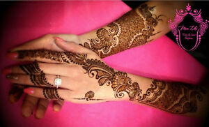 Professional Henna Mehndi Tattoo Artist Windsor Region Ontario image 7