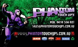 Phantom Touch Ups ( Mobile Spraypainters ) Sydney City Inner Sydney Preview