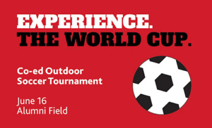 FIFA World Cup Soccer Tournament