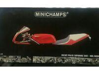 Minichamps Ducati Neil Hodgson