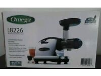 Omega 8226 (8006) juicer