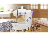Sew-lite mini sewing machine.