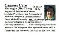 Traditional Chinese Medicine Practitioner and Acupuncturist