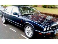Classic JaguarXJ8 auto