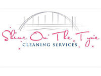Shine On The Tyne cleaning services.
