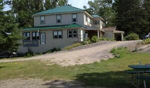 Sawmill Lodge Cottage Rentals